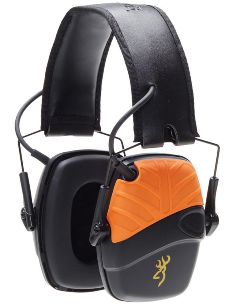 Casque de protection électronique XTRA Browning
