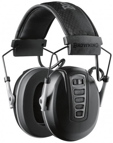 Casque électronique cadence Browning