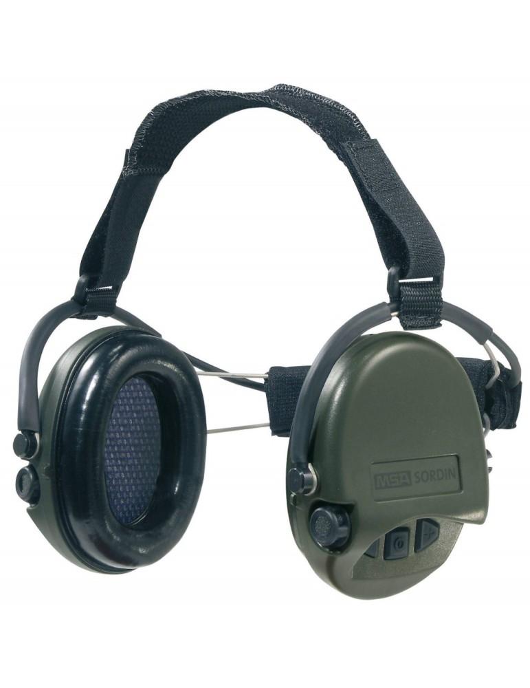 Casque audio amplifié MSA Supreme Pro Neckband