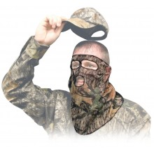 Masque filet camo Primos Mossy Oak Break Up