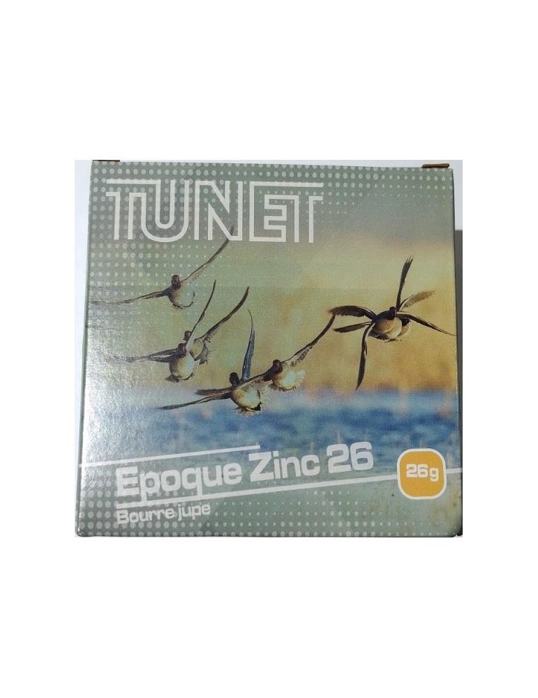 Tunet Epoque Zinc 26 C.16/67 26g cartouches sans plomb*