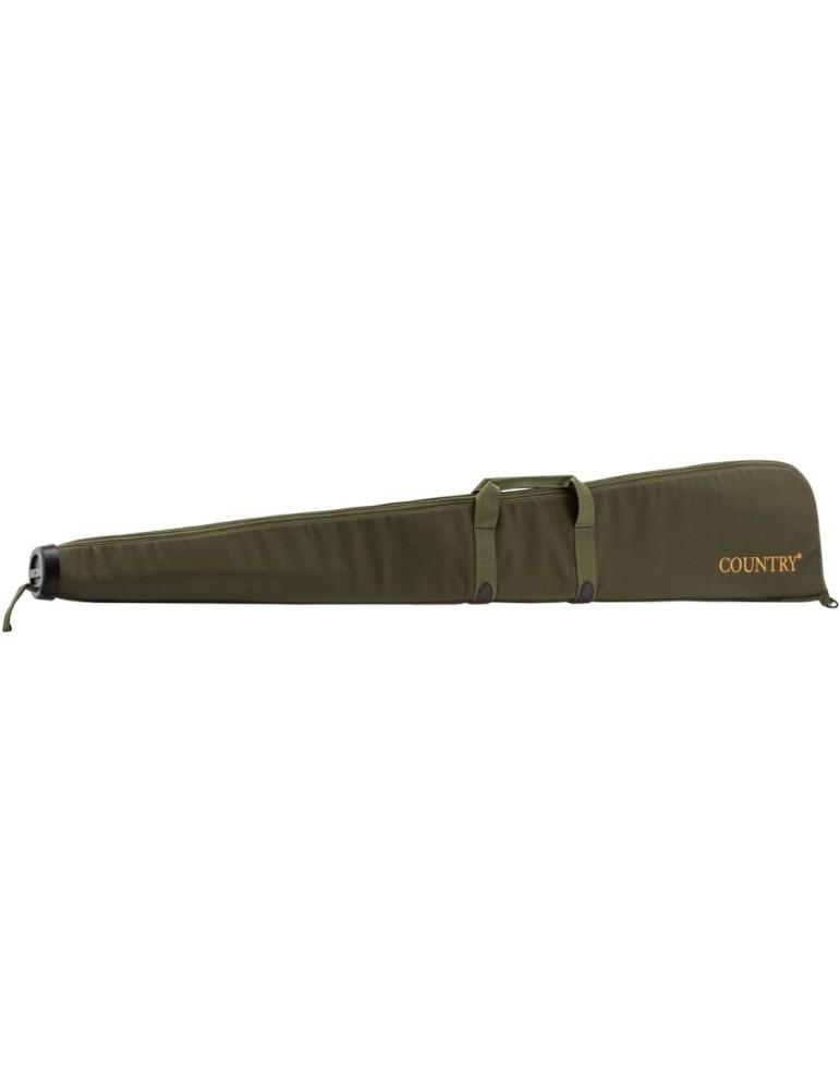 Fourreau vert en cordura pour fusil de chasse Country Sellerie