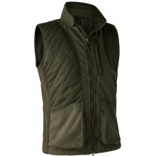 Gilet polaire kaki Gamekeeper Shooting Deerhunter