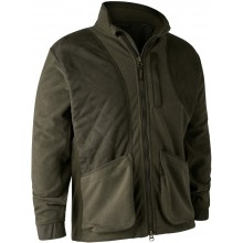 Veste polaire kaki Gamekeeper Shooting Deerhunter