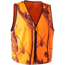Gilet chasuble orange de sécurité Protector Deerhunter