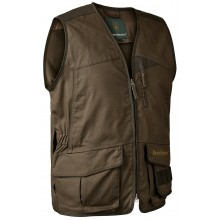 Gilet Reims marron Deerhunter