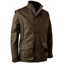 Veste Reims marron Deerhunter