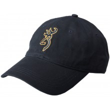 Casquette Gold buck bleue Browning
