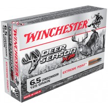 Winchester 6.5 Creedmoor Extreme Point 125 gr Deer Season XP