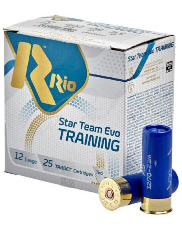 Rio Star Team Evo Training C.12/70 28 g*