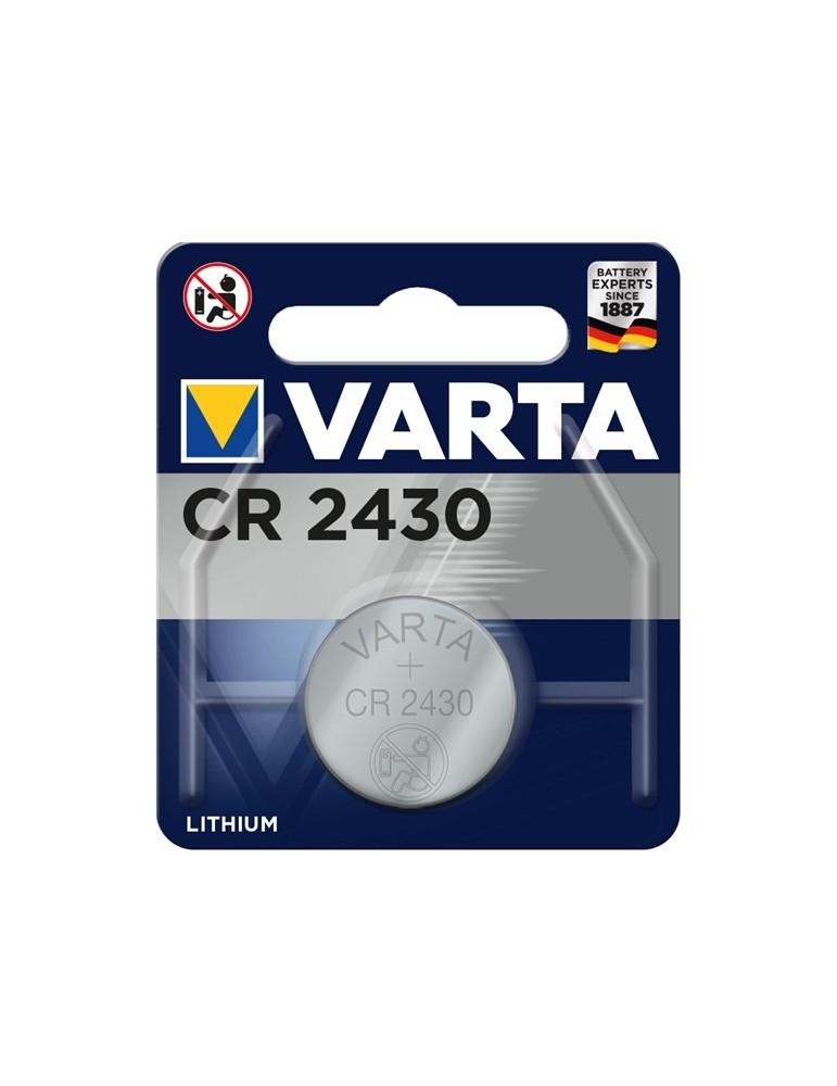 Pile au lithium CR2430 3V