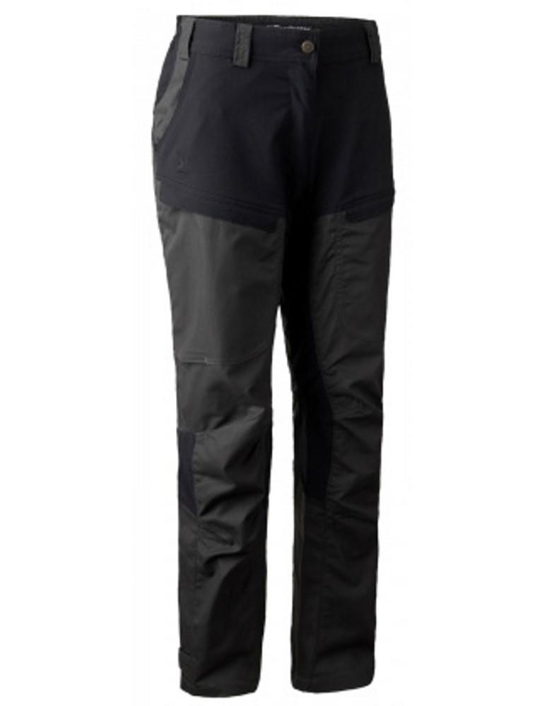 Pantalon noir lady Ann Deerhunter