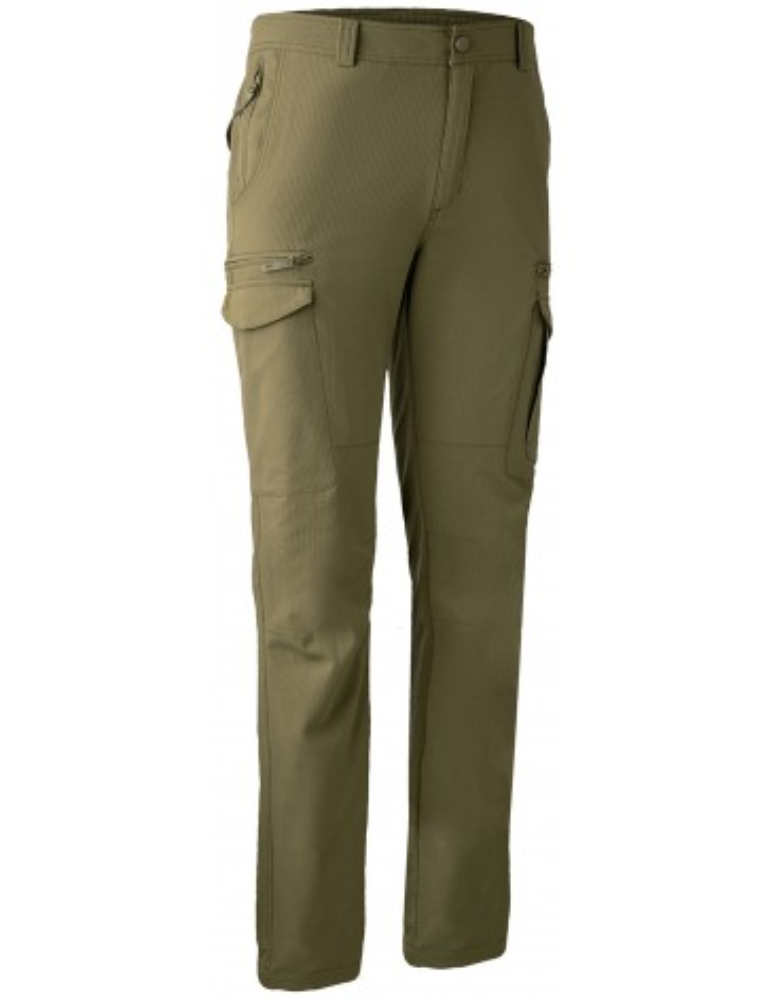 Pantalon vert Maple Deerhunter
