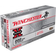 Winchester .222 Rem. Power-Point 50 gr