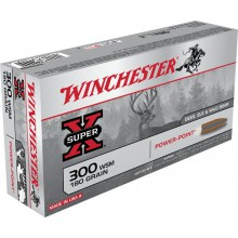 Winchester .300 WSM Power-Point 180 gr