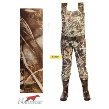 Waders cameleon chest Grauvell