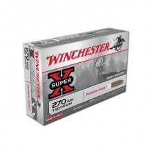 WINCHESTER 270 WIN. POWER POINT 150G.