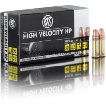 RWS .22 LR High Velocity HP lot de 500*